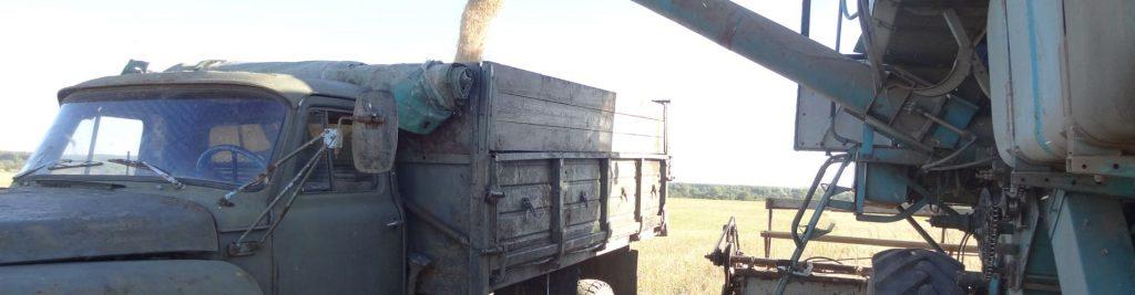 Комплект техники для выращивания зерновых под ключ