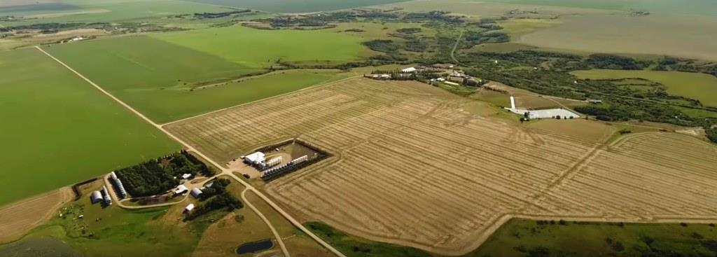 Застройка сельхоз земли