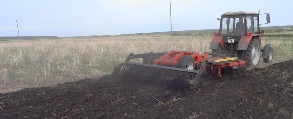 услуги по почва обработке
